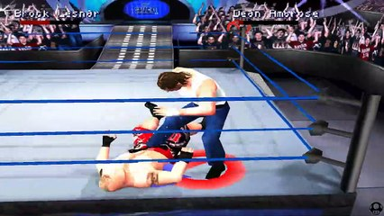 WWE Smackdown 2 - Brock Lesnar season #3