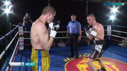 Gala de boxe de Cabourg : Dylan Colin vs Serhii Zhuk