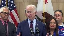 Joe Biden pledges to 'unify' Americans after remarkable political comeback