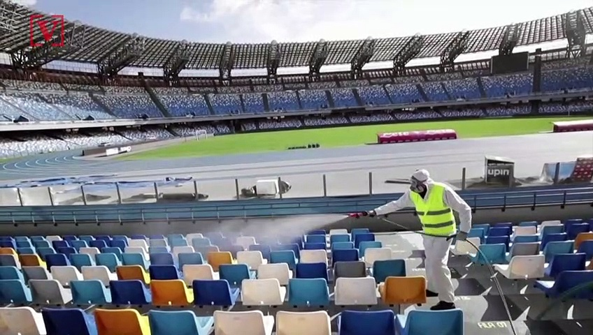 Coronavirus Concerns to Turn Major Italy Sporting Events Into 'Fanless Games'