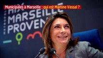 Municipales à Marseille : qui est Martine Vassal ?