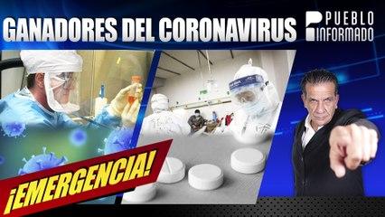 México podría ser de los países que ganen a consecuencia del contagio mundial
