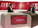 Saint-Just-Saint-Rambert - 7 Minutes Chrono spéciale élections municipales 2020 - 7 Mn Chrono - TL7, Télévision loire 7
