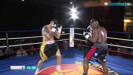 Gala de boxe de Cabourg : Aboulaye Diane vs Michal Plesnik