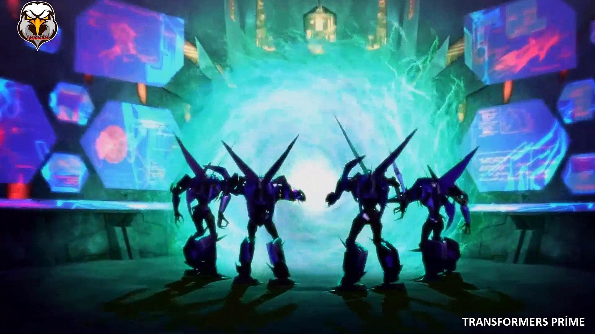 Transformers Prime 65.Bölüm Çıkmaz  Final Full Hd