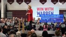 Elizabeth Warren Drops Out of 2020 Presidential Race