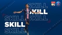 Le geste technique : Kylian Mbappé contre Lyon coupe de france 2019-2020