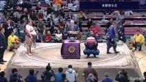 Tokushoryu Yusho - Award ceremony - Hatsu 2020 !!!