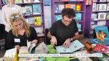 TILT - 05/03/2020 Partie 3 - Focus sur le salon du livre jeunesse « Délires de lire » de St-Gervais-la-forêt