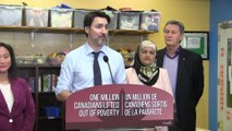 Trudeau chides 'knee-jerk' responses to COVID-19