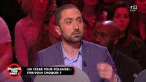 Jimmy Mohamed donne son avis sur le César attribué à Roman Polanski