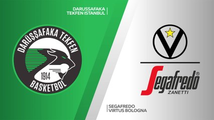 7Days EuroCup Highlights Top 16, Round 6: Darussafaka 96-106 Virtus