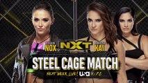 WWE NXT: Tegan Nox vs. Dakota Kai – Jaula de Acero | Español Latino