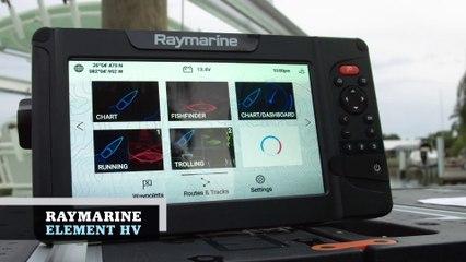 Marine Electronics Guide 2020 - Raymarine Element HV