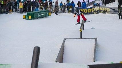 Women's Snowboard Streetstyle Final | Dew Tour Copper 2020 Day 3 Livestream
