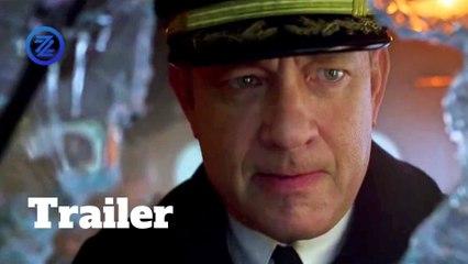 Greyhound Trailer #1 (2020) Tom Hanks, Elisabeth Shue Action Movie HD