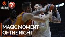 7DAYS Magic Moment of the Night: Vladimir Micov, AX Armani Exchange Milan