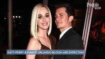 Katy Perry Is Pregnant! Singer Reveals She's Expecting First Child with Fiancé Orlando Bloom in New Video