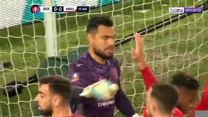 Derby County 0-3 Man United | FA Cup 19/20 Match Highlights