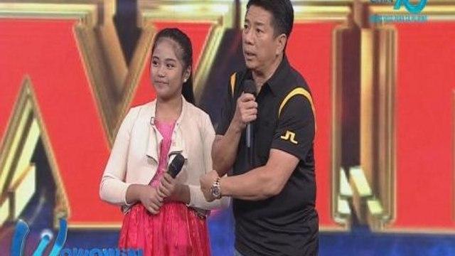 """Wowowin: """"Kung 'di ako ang host, pinabayaan n'yo na 'tong bata!""""  Willie Revillame"""