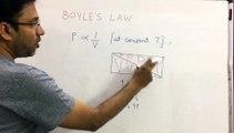Boyles Law  Charles Law Gas laws