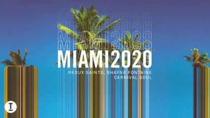 Redux Saints & Shayne Fontaine - Carnival Soul (Extended Mix)