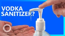Tito's Vodka asks you to stop using their vodka to make hand sanitizer