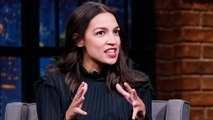 Alexandria Ocasio-Cortez Talks Coronavirus, the 2020 Election and the Youth Vote