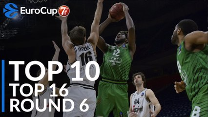 Top 16 Round 6 Top 10 Plays