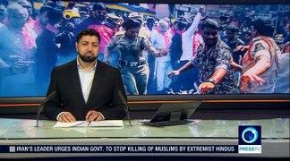 Iran's Leader slams killing of Muslims in India