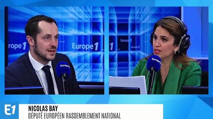Nicolas Bay - L'interview de 8h15 Vendredi 6 mars