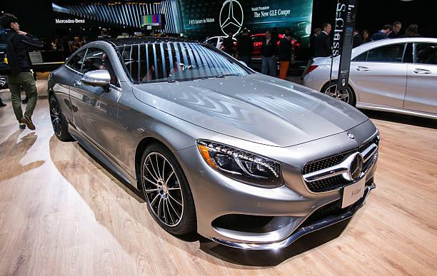 La Mercedes S en tête des ventes !
