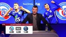 Les pronostics de l'équipe Direct Racing avant le match Strasbourg - Pari
