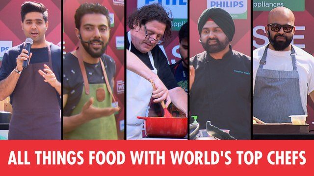 World's Top Chefs Cook A Special Dish, Reveal Their Secret Recipes & Interesting Food Facts   Chef Marco Pierre White   Chef Ranveer Brar