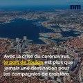 Escales des croisières à Toulon, vent violent, fresque oubliée: voici votre brief info de ce vendredi après-midi