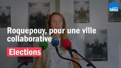 Municipales 2020 : Roquepouy, pour une ville collaborative