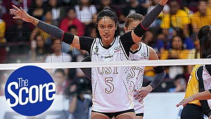 Can Imee Hernandez Beat The UAAP Record for Most Kill Blocks In A Game? | The Score