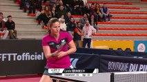 Carole Grundisch - Anaïs Salpin / Demi-finale simple dames