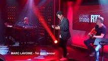 Marc Lavoine - Toi mon amour (Live) - Le Grand Studio RTL