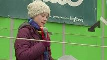 'We will make them listen!' Greta Thunberg tells youth as she slams EU's green deal