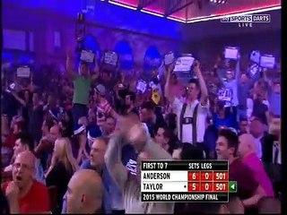 PDC World Championship Darts 2015 Final - Gary Anderson vs Phil Taylor  3of3