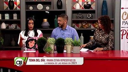 Tema Ají | Panamá estará representando en La Parada de la Rosas en 2021  - Nex Panamá