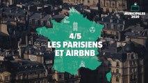 Avant les municipales à Paris, Airbnb est au cœur des préoccupations de ces électeurs