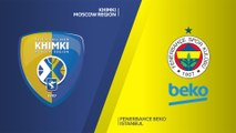 Khimki Moscow Region - Fenerbahce Beko Istanbul Highlights | Turkish Airlines EuroLeague, RS Round 28