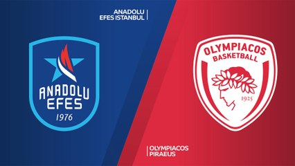EuroLeague 2019-20 Highlights Regular Season Round 28 video: Efes 91-79 Olympiacos