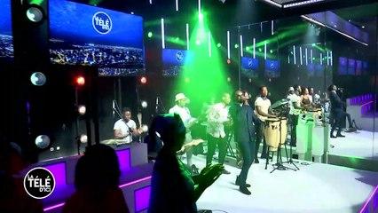 SOUM BILL en Live dans le Talk-show la TÉLÉ D'ICI