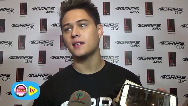 PUSH TV Enrique Gil about i love you with liza
