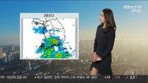 [날씨] 중부 먼지, 남부 봄비…내일 가장 따뜻