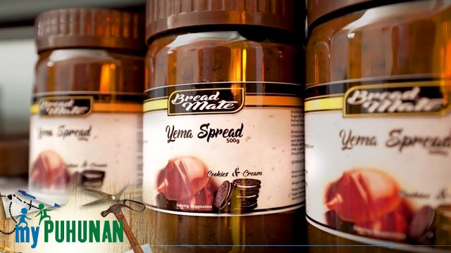 Bread Mate Yema Spread owner Earl Goleña shows how to make yema spread at home   My Puhunan