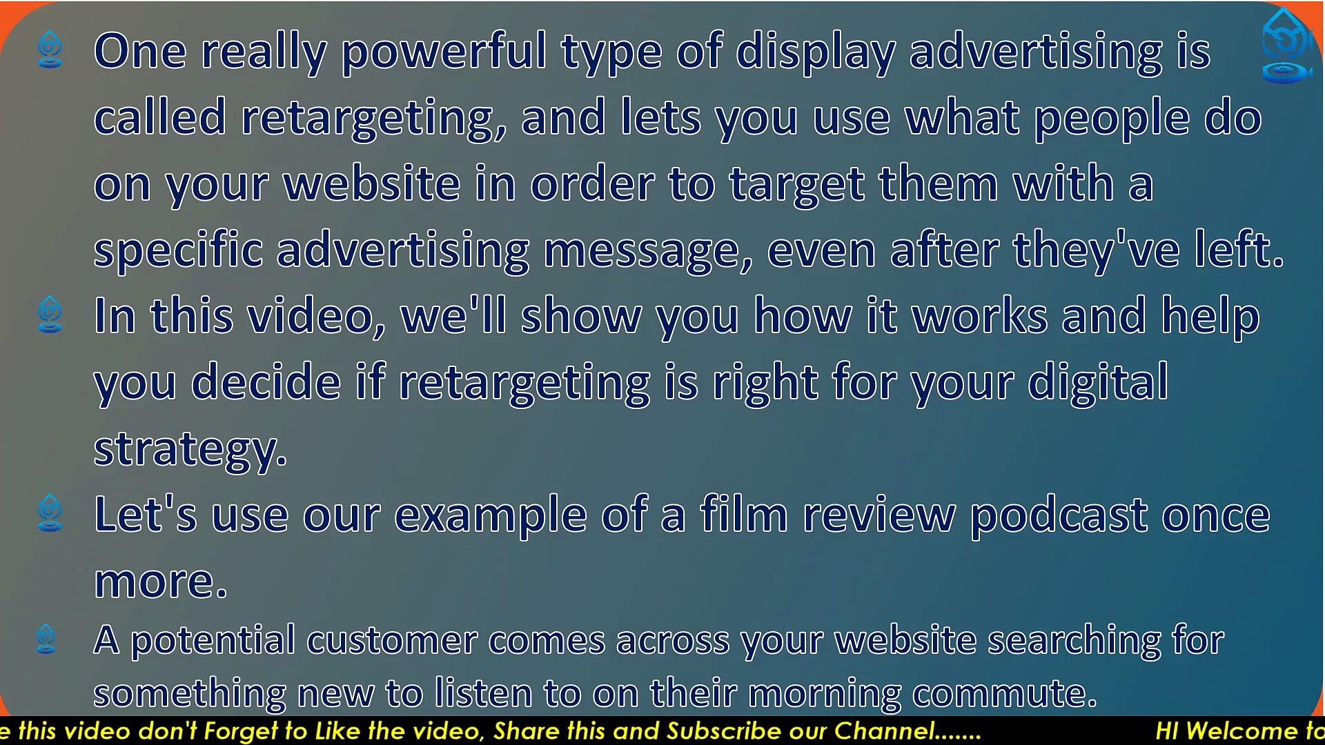 How re-targeting works In digital Marketing | Class 76 |  @Aanav Creations   @Technical Maanav